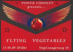 Z.Blanck, Flying Vegetables